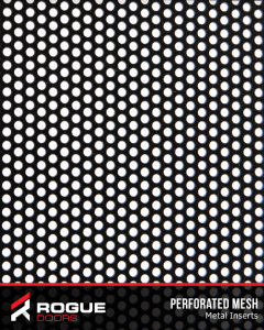 Metal - Perforated Mesh