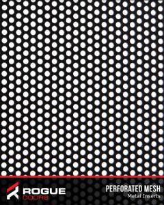 Metal - Perforated Mesh